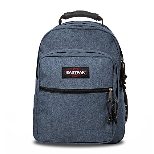 Eastpak Egghead Zaino Casual, 32 Litri, Blu (Double Denim)