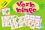 Verb bingo: Let' s play in English