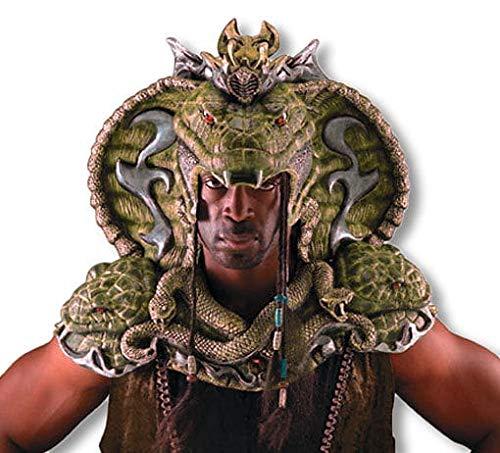 Horror-Shop Schlangenkrieger - Der Tod Lord Kostüm