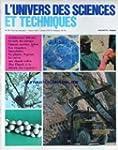 UNIVERS DES SCIENCES ET TECHNIQUES (L...