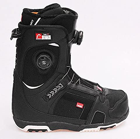 HEAD Herren Snowboardschuh Boot Classic SCOUT Doppel BOA schwarz, Größe:27