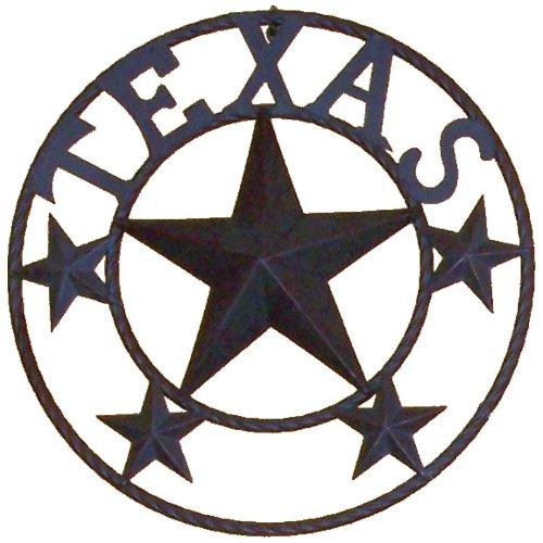 LL Home Metallstern, Texas, 40,6 cm
