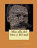 Mas alla del bien y del mal (Spanish Edition)