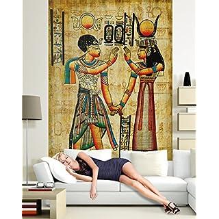 Egyptian Fresco 170x250cm Photo Wallpaper Wall Mural Photo Wallpaper Border Sticker