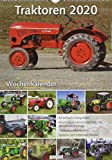 Wochenkalender Traktoren 2020 -