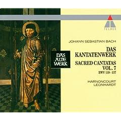 """Cantata No.131 Aus der Tiefe rufe ich, Herr, zu dir BWV131 : III Chorus - """"Ich harre des Herrn"""" [Choir]"""