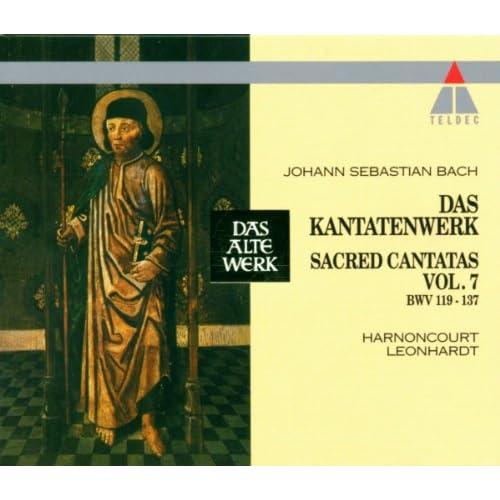 """Cantata No.129 Gelobet sei der Herr, mein Gott BWV129 : V Chorale - """"Dem wir das Heilig itzt mit Freuden lassen klingen"""" [Choir]"""