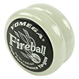 Yomega Fireball Leucht Yoyo - Kinder Spielzeug Profi Trick Jojo Transaxle Fireball Schwarz