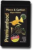 Comida para peces de fondo - Pleco & Catfish Algae 150g