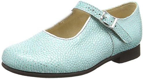 Start Rite Annabel, Ballerine Bambina, Turchese (Turquoise (Aqua Sparkle)), 24 EU