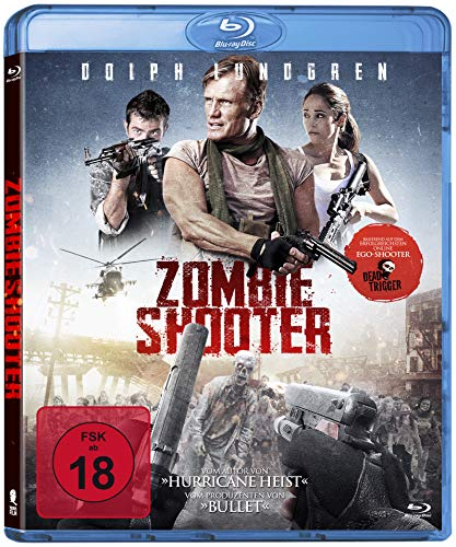 Zombie Shooter [Blu-ray]