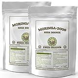 1000 Tabletten (vegan) MORINGA-2000   Hochdosiertes Moringa Oleifera Extrakt  ...