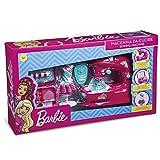 Grandi Giochi Giochi-GG00530 GG00530, Macchina da Cucire di Barbie per Bambini, Rosa