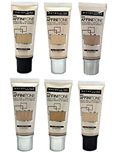 Maybelline Affinitone Perfecting + Protecting Foundation *choose*