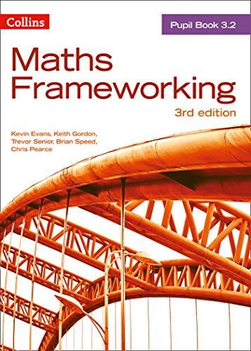 KS3 Maths Pupil Book 3.2 (Maths Frameworking) por Kevin Evans