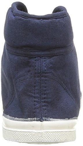 Bensimon F15032c158, Sneakers Haute Femme Bleu (516 Marine)
