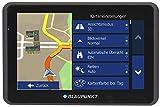 Blaupunkt TravelPilot 65 ACTIVE EU LMU - Navigationssystem mit Aktiv-Halter, kapazitives Echtglas Touch-Farb-Display 15,5 cm (6.2 Zoll), Kartenmaterial Gesamteuropa, lebenslange Karten-Updates, TMC Stauumfahrung