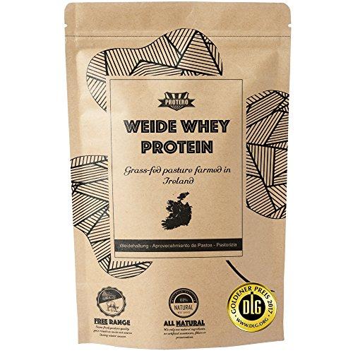 Weide Whey Protein aus irischer Weidemilch Neutral 350g (Bio-protein-milch)