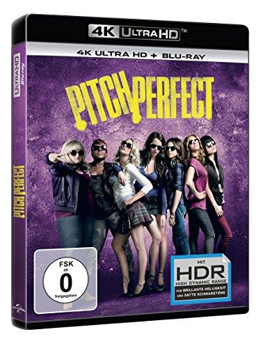 Pitch Perfect 1: Die Bühne gehört uns! – Ultra HD Blu-ray [4k + Blu-ray Disc] - 2