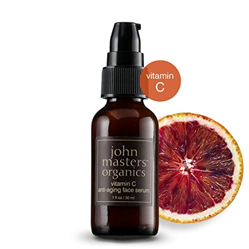 John Masters Organics vitamin c anti-aging face serum, Gesichtsserum, 30 ml