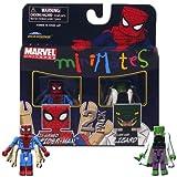 Marvel Minimates Series 37 Mini Figure 2Pack SpiderMan Lizard by Art Asylum