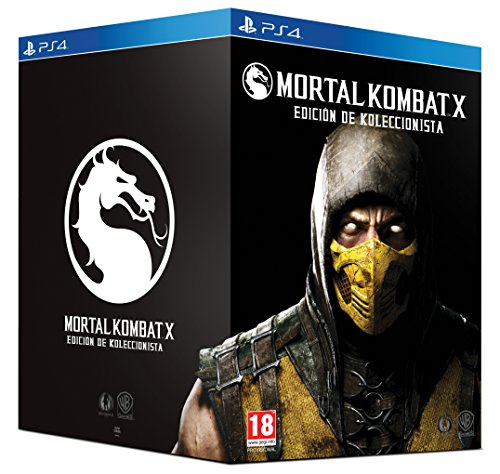 Mortal Kombat X - Kollector's Edition
