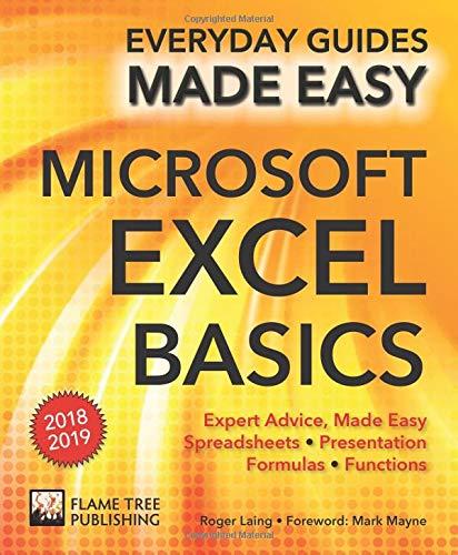 Microsoft Excel Basics (2018 Edi...