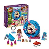 LEGO 41383 Friends Olivia's Hamster Playground Building Set, Olivia minidoll and Hamster figure, Animal Toys for Kids