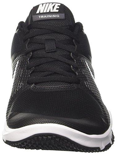 Nike Herren Flex Control Hallenschuhe Nero (nero / Bianco / Nero Grigio)