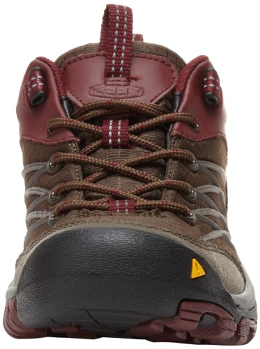 Keen  MARSHALL WP W, Décontractées (casual) femme Cascade Brown/Tawny Olive