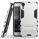 HTC Desire 10 Lifestyle Schutzhülle DWaybox 2 in 1 Hybrid