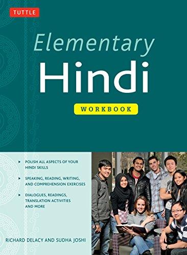 Elementary Hindi Workbook por Richard Delacy