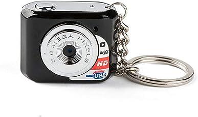 heresell Minikamera Tragbare Kleine Multifunktionskamera HD Digitalkamera einfach, für Sport und Familienleben im Freien zu benützen
