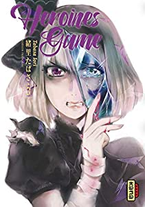 Heroines Game Edition simple Tome 3