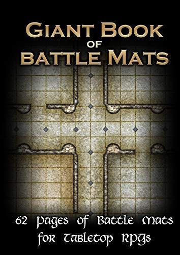 Giant Book of Battle Mats - Mat Matt