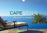 CAPESTYLE - Zu Gast in Südafrika CH - KalendariumCH-Version (Wandkalender 2019 DIN A4 quer): Südafrika bietet traumhafte Landschaften, kulturelle ... (Monatskalender, 14 Seiten ) (CALVENDO Orte)