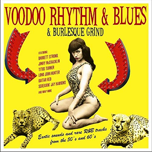 Voodoo,Rhythm & Blues [Vinyl LP]