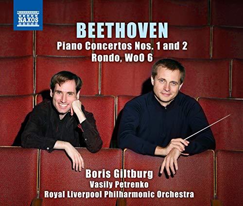 Beethoven: Klavierkonzerte 1 & 2 [Giltburg/Petrenko]