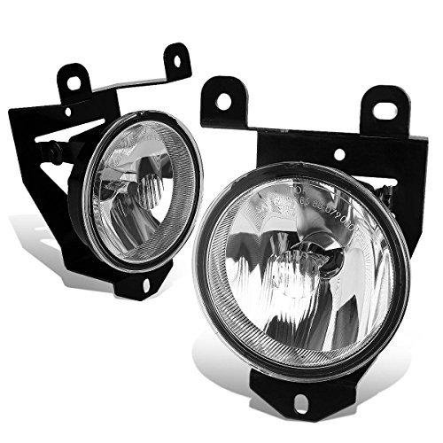gmc-sierra-yukon-denali-pair-of-bumper-driving-fog-lights-clear-lens-by-auto-dynasty
