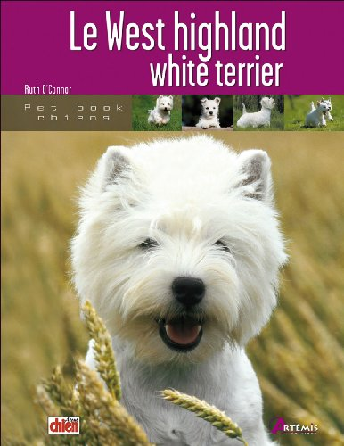 Le West highland white terrier par Ruth O'Connor