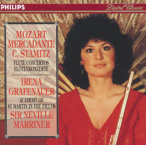 Stamitz: Flute Concerto in G major - 1. Allegro
