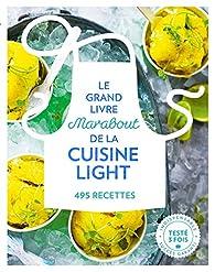 Le grand livre Marabout de la cuisine light par  Marabout