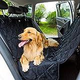 Hundedecke Auto Autoschondecke für Rückbank, Hunde Autoschutz Seitenschutz wasserdicht waschbar, Schonbezüge Decke,hundedecken fürs auto rücksitz, dog car seat cover