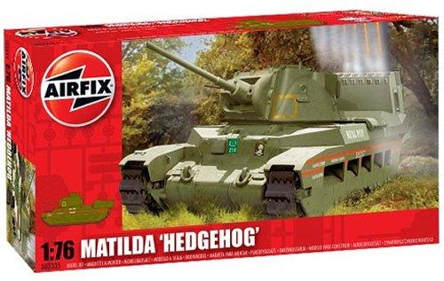 Airfix A02335 Modellbausatz MATILDA HEDGHOG