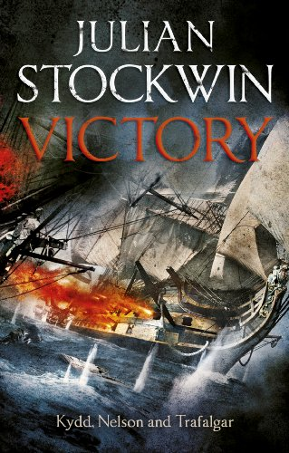Victory: Thomas Kydd 11 (English Edition) por Julian Stockwin