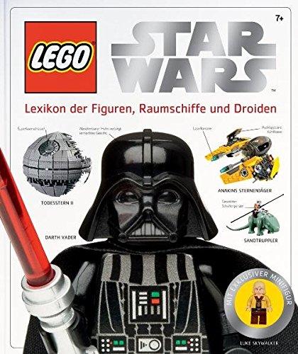 LEGO Star Wars: Lexikon der Figuren, Raumschiffe und Droiden PDF Books