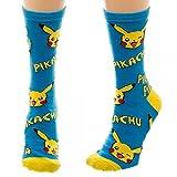 Pokemon Pikachu Print Juniors Crew Calze