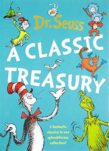 Dr. Seuss: A Classic Treasury (5 of Dr Seuss' best-loved tales omnibus) por Dr. Seuss