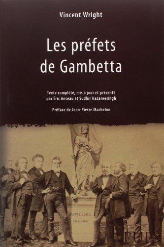 Les préfets de Gambetta