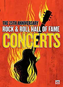 The 25th Anniversary Rock & Roll Hall of Fame Concerts [Import italien]